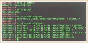 python-installed-on-linux