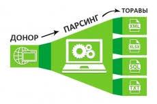 парсинг интернет магазина